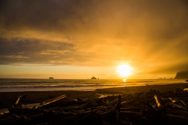 Rialto Beach Sunset - Washington-19689922955